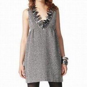 NWT Anna Sui wool blend dress